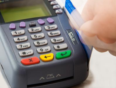 Термінал для кредитної картки